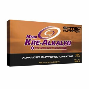 Mega Kre-Alkalyn - 120caps.