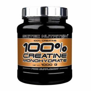 100% Creatine Monohydrate - 1Kg
