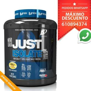 Just Isolate - 2Kg