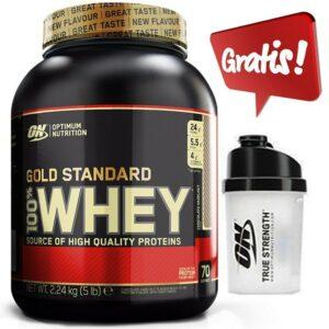 100% Whey - 2.27kg