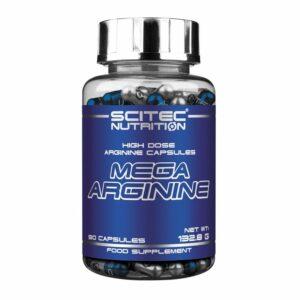 Mega Arginine - 90caps.