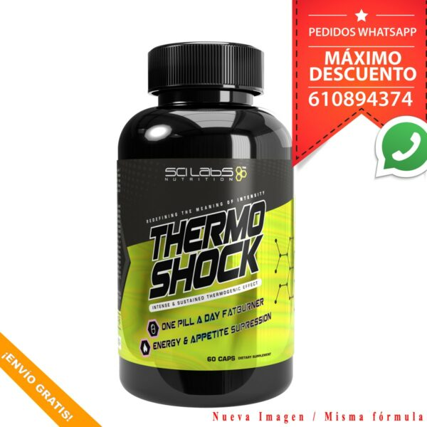Thermo Shock - 60caps.
