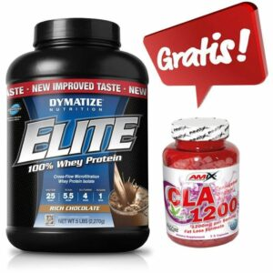 Elite whey protein - 2,26Kg