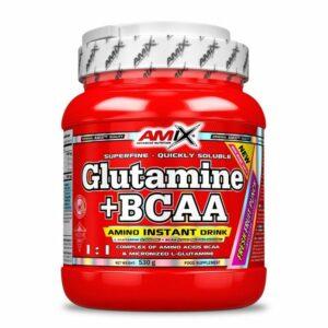 Glutamine + BCAA - 500 gr
