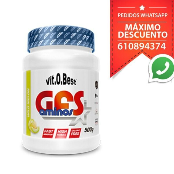 GFS Aminos - 500gr