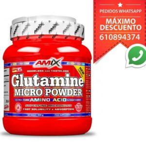 L-Glutamine pwd. - 500 gr