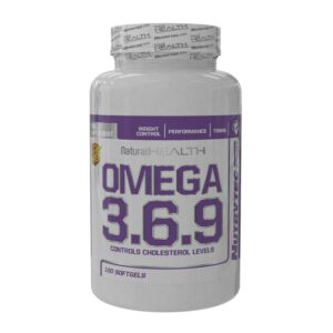 Omega 3:6:9 - 100 softgels.