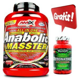 Anabolic Masster - 2.2 Kg