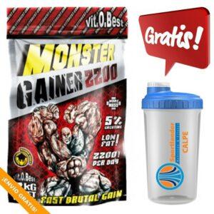 MONSTER GAINER 2200 - 7 Kg
