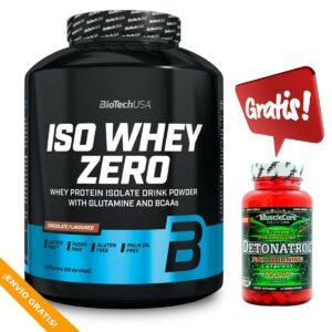 ISO WHEY ZERO - 2.2Kg
