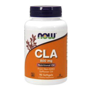 CLA 800 mg - 90 softgels