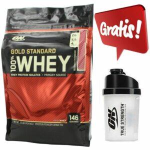 100% Whey Gold Standard - 4.5 Kg