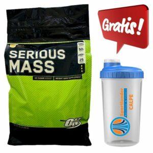 Serious Mass - 5.45 Kg