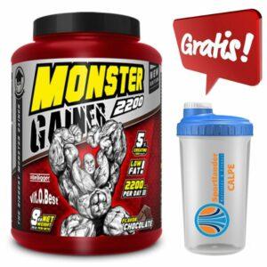 MONSTER GAINER 2200 - 9 Kg