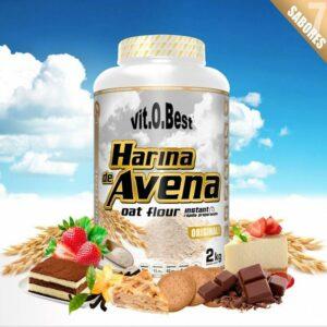 Harina de Avena Sabores - 2 Kg