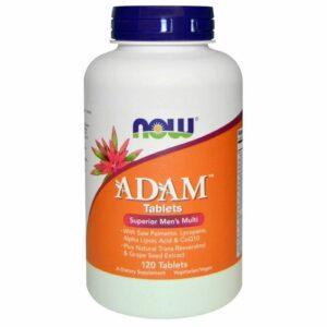ADAM - 120 tabs.