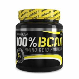 100% BCAA - 400 gr