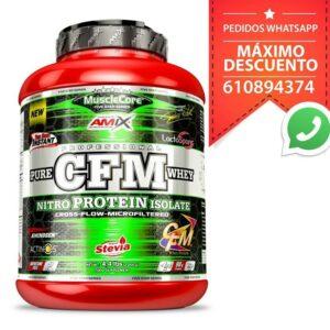 CFM Nitro Protein Isolate - 2 Kg