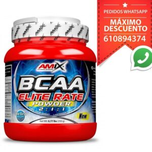 Bcaa Elite Rate - 350 gr