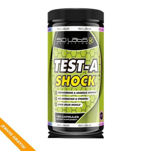 Test a shock - 120 caps.