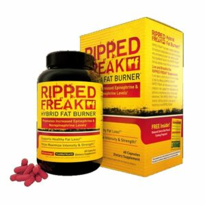 RIPPED FREAK Fat Burner - 60 caps.