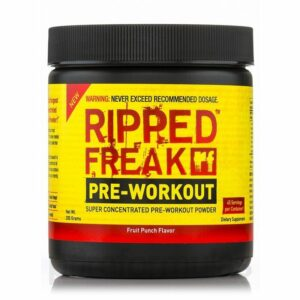 RIPPED FREAK Pre-Workout - 200 gr