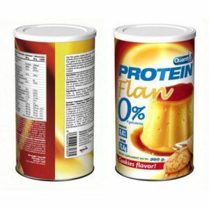 Protein Flan - 360 gr
