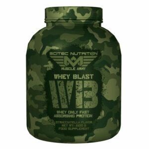 Warrior Juice - 2,1 Kg