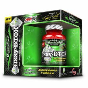 Oxxy-DTOX - 100 caps.