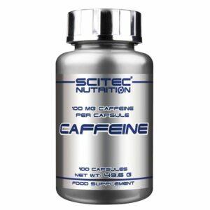 Caffeine - 100 caps.