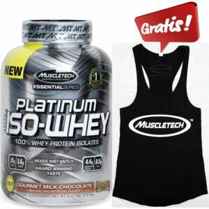 Platinum 100% Iso-Whey - 1,51 Kg