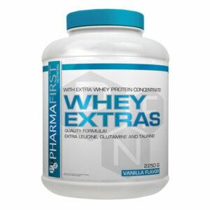Whey Extras - 2,25 kg