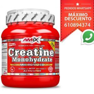 Creatine Monohydrate 500 gr + 250 gr Gratis