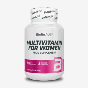 Multivitamin for Women - 60 tabs.