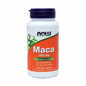 Maca 500 mg - 100 caps.