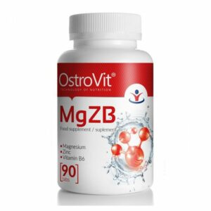 MgZB (ZMA) - 90 tabs.