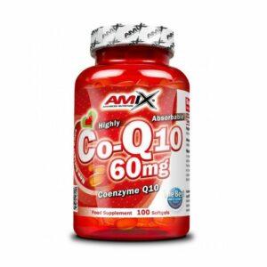 Co-Q10 - 60 mg - 100 softgels