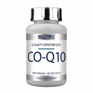 Co-Q10 - 10 mg - 100 caps.