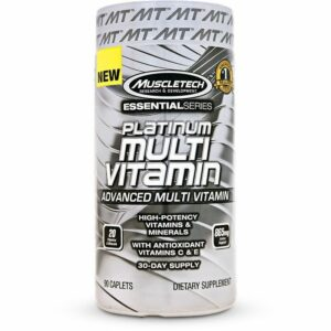 Platinum Multivitamin - 90 tabs.