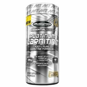 Platinum 100% Carnitine - 180 caps.
