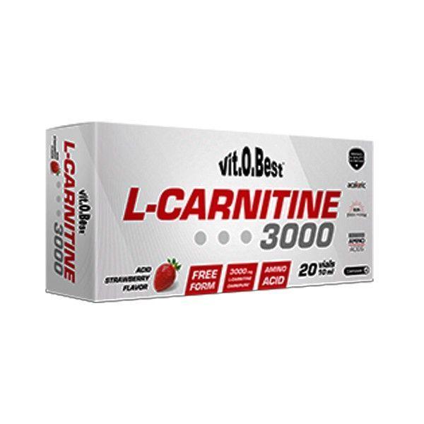 L-Carnitine 3000 - 20 vials