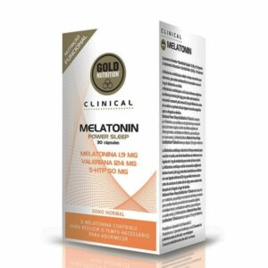 Melatonin power sleep - 30 caps.