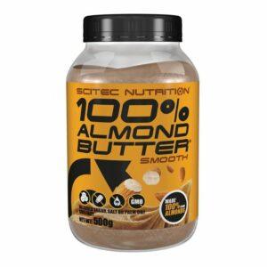 100% ALMOND BUTTER - 500 gr.