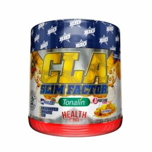 BIG - CLA SLIM FACTOR - 120 softgels