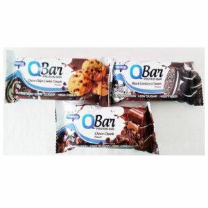 QBar protein bar - 60 gr.