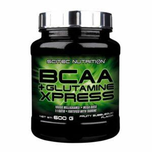 BCAA + GLUTAMINE XPRESS - 600 gr.
