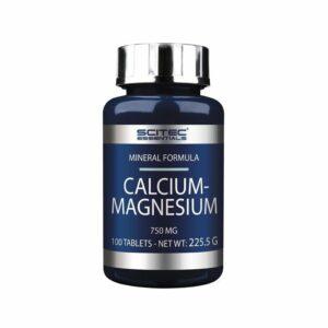 CALCIUM-MAGNESIUM - 100 tabs.