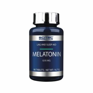 MELATONIN - 90 tabs.