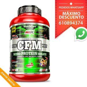 CFM Nitro Protein Isolate - 1 Kg