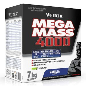 MEGA MASS 4000 - 7 Kg